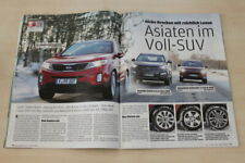 Auto Bild 20533) Hyundai Santa Fe 2.2 CRDi 4WD Premium mit 197PS besser als...?
