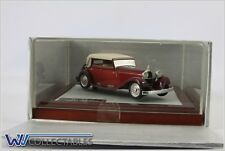 Bugatti T46 S 1929 Cabrio sn46525 1/170 Pieces ilario Chromes 1:43 Chro048