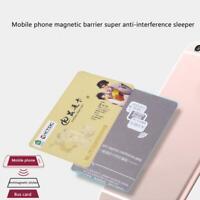 1Pcs RFID Blocking Credit Debit Card Protector NFC Contactless Signal Blocker