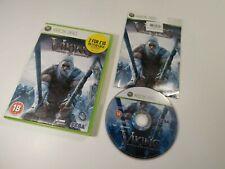 Viking Battle for asgard  - Xbox 360 PAL Boxed with Manual
