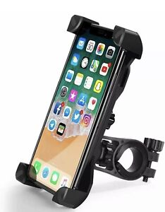 UNIVERSAL BIKE HOLDER CH-01 FOR SMARTPHONE, GPS AND OTHER DEVICES Blue Accents
