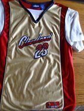 NBA Cleveland  #23  - Rim Rocka kids size 12 Jersey