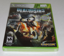 Dead Rising Microsoft Xbox 360 Video Game New Sealed
