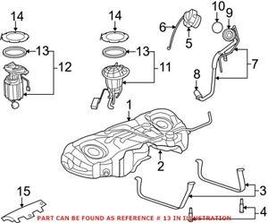 Genuine OEM Fuel Sender and Hanger Assembly for Chrysler 55366298AA