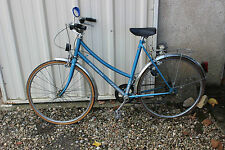 Vintage ancien vélo enfant Motobécane - Fille Fillette - Bleu