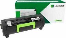 Lexmark B232000 Nero Return Program Cartuccia Toner