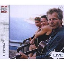 """AUSTRIA 3 """"AUSTRO POP PARADE"""" 3 CD NEU"""