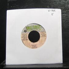 "Hawkeye- Mi body 7"" VG+ Vinyl 45 Wallstreet Records Jamaica Reggae 1999"