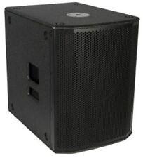 """db technologies SUB 615 aktive 15"""" Bassbox mit 1200W Peak Aktiver Bassreflex-S"""