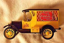 1993 ERTL DIE-CAST Coin Bank w/box ~ CHEVY Make Vehicle ~ COCA-COLA Advertising