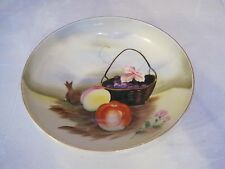 VINTAGE LENWILE HAND PAINTED ARDALT DECORATIVE BOWL #6046F