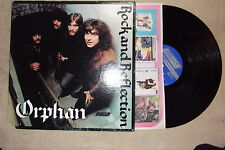 Orphan – Rock And Reflection  1973 US press London Gatefold W/Inner