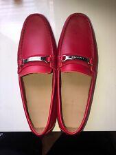 Red Lacoste Dress Shoes - Men's - Size: 7