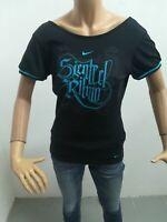 MAGLIA MIKE DONNA TAGLIA SIZE XL MAGLIETTA T-SHIRT WOMAN POLO COTONE P 4883