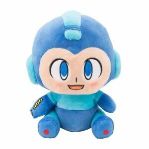 Mega Man Stubbins Rock Plush Toy - 6 in. Super Soft Stuffed Figurine