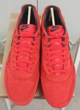 Brand New 2012 Nike Air Max 1 Toro Bravo Pimento Red 512033-610 Sz 10 DS