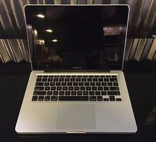 "Apple MacBook 13"" Mid 2010 / 2.4GHz / 320GB HDD / BEND NEAR NIC! PLEASE READ!"