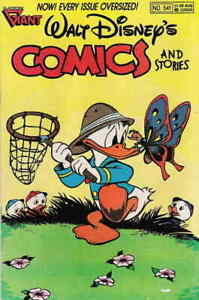 Walt Disney?s Comics and Stories #541 FN; Dell   save on shipping - details insi