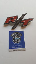 """1970 Dodge Charger """"R/T"""" Tail Panel Emblem -New Made in USA"""