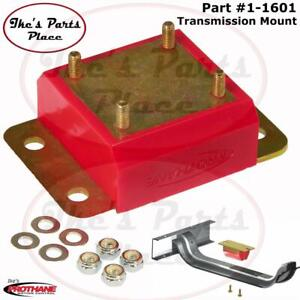 Prothane 1-1601 Transmission Mount 97-06 JEEP WRANGLER/TJ - 6 Cyl Only -Poly