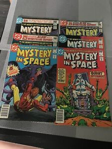 Lot Of 6 Mystery In Space