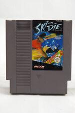 Ski or Die (Nintendo Entertaiment System) NES Spiel o. OVP, PAL, TOP, GUT