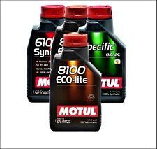 1 Litro 1ltr. Motul 8100 eco-lite ACEITE DE MOTOR 0w-20 5 ,GF5, gf-5
