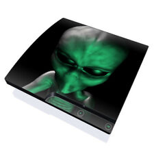Sony PS3 Slim Console Skin - Abduction - DecalGirl Decal