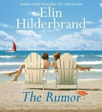 The Rumor by Elin Hilderbrand (2015, CD, Unabridged). Brand New. Free Shipping