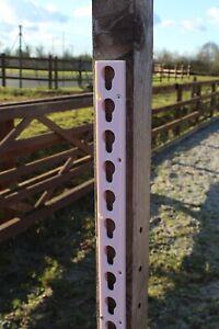 Nylon Keyhole track 50cm -  for Showjump cups - Keyhole Track