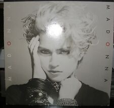 MADONNA GERMANY FIRST ALBUM BURNING UP 1ST PRESSING LUCKY STAR BORDERLINE EVERY