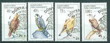 Türkisch - Zypern 1997  Michelnr. 453 - 456 mit FDC Stempel.