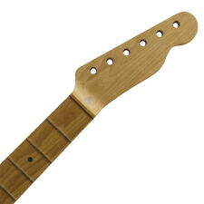 NEW Fender Lic Allparts Telecaster NECK Tele ROASTED Maple Quarter Sawn TMO-CRQ