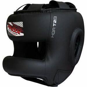 RDX Head Guard Helmet Face Protector Kick Boxing MMA Martial Art Gear Training