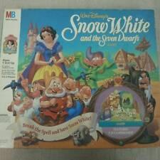 Disney Snow White Break the Spll Game 3-D Gameboard No Reading 5 Up