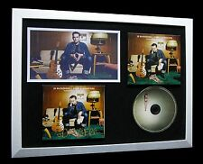 JD McPHERSON+SIGNED+FRAMED+SIGNS SIGNIFIERS+GAL=100% GENUINE+EXPRESS GLOBAL SHIP