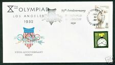 1932 LOS ANGELES OLYMPICS * 75TH ANNIVERSARY * VAR. 2 *