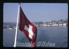 1971 kodachrome photo slide Lucerne Switzerland