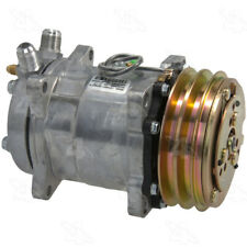 A/C Compressor-New Compressor 4 Seasons 58033