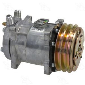 A/C Compressor-New Compressor 4 Seasons 58033