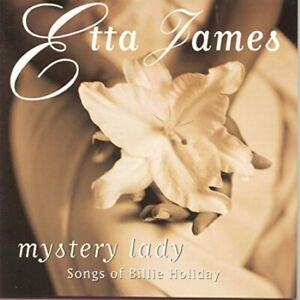 Mystery Lady: Songs of Billie Holiday - Music CD - Etta James -  1994-03-15 - So