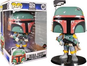 Star Wars Boba Fett Pop! Funko vinyl figure bobble-head Special ed. 25 cm n° 367