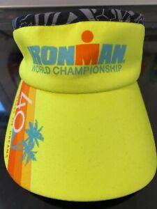 Ironman World Championship 2018 running visor