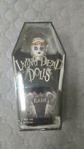 LIVING DEAD DOLLS RESURRECTION RAIN VARIANT SEALED BRAND NEW MEZCO