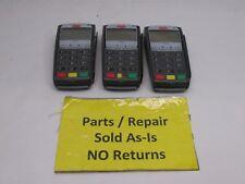 Lot of 3 Ingenico Ipp320 Credit Debit Card Terminal Readers
