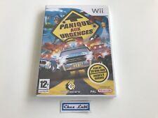 Panique Aux Urgences - Nintendo Wii - PAL FR - Neuf Sous Blister