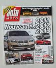 MAGAZINE - AUTO MOTO N° 185 - JANVIER FEVRIER 2011 *
