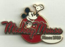 Disney pin Mickey Mouse Signature - Since 1928