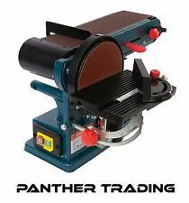 Silverline 350W Bench Belt & Disc Sander 390mm With 3 Year Warranty - 972660