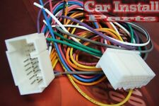 Honda Accord EX Radio Wire Harness Relocation for Aftermarket Stereo Installs